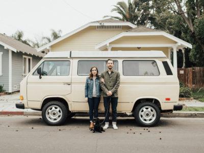 Katie + Alan | Long Beach, California