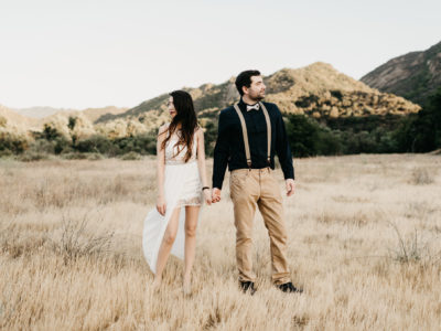 Malibu Creek State Park Engagement