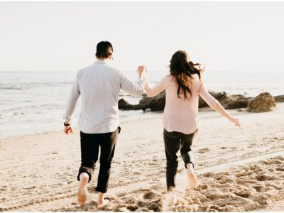 Crystal Cove State Park Engagement