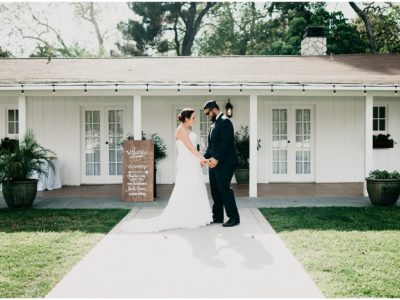 Calamigos Equestrian Wedding, Burbank