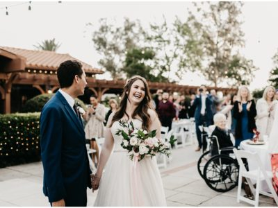 Hidden Oaks Retreat Center Wedding, Rancho Cucamonga
