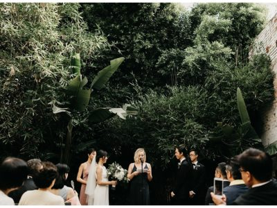 Millwick Wedding, Los Angeles