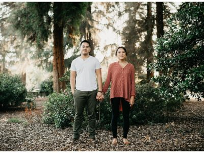 Christine + Brandon | Claremont Village