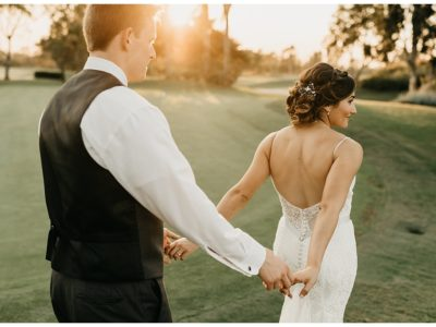Old Ranch Country Club Wedding, Long Beach
