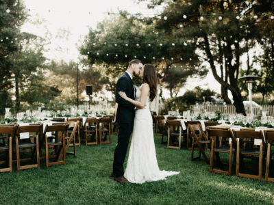 Rengstorff House Wedding, Mountain View
