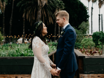 Riverbed Farm Wedding, Anaheim