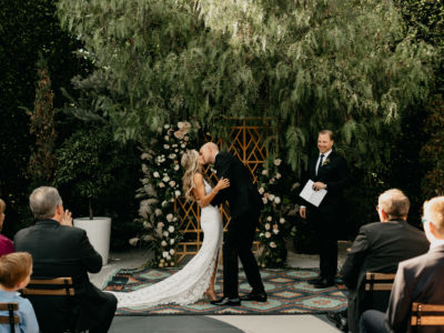 The Fig House Wedding, Los Angeles