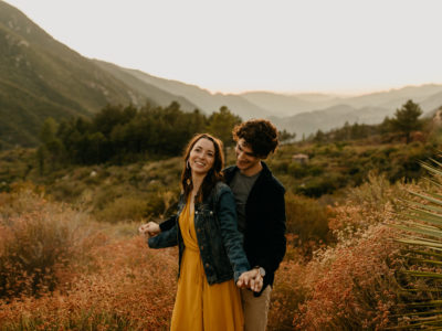 Angeles Crest Highway Engagement