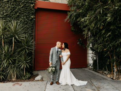 SmogShoppe Wedding, Los Angeles